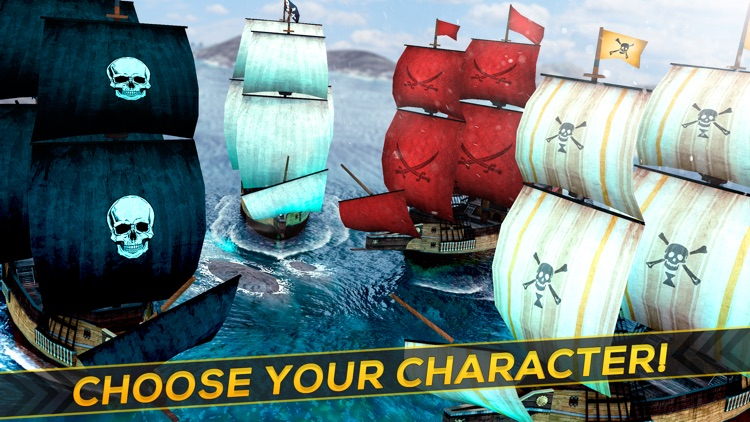 Pirates Of The Ocean | Epic Ship Driving Adventure Game for Free