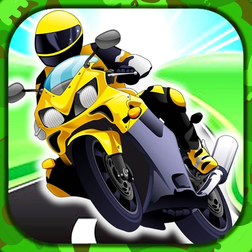 A Large Powerful And Cool Motorcycle - Motorcycle Fast Game In Town