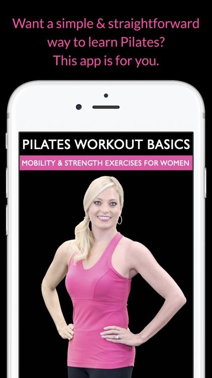 Pilates Workout Basics: Mobility & Strength Exercises For Women