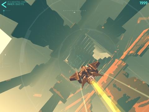 Screenshot of Hyperburner