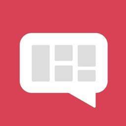 Pinky Keyboard for Pinterest