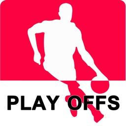 Playoffs Basketball Game