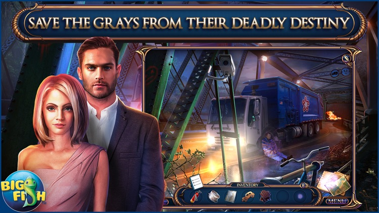Grim Tales: Threads of Destiny - A Hidden Object Mystery (Full) screenshot-0