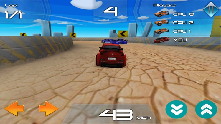 High Speed : Car Racing screenshot-4