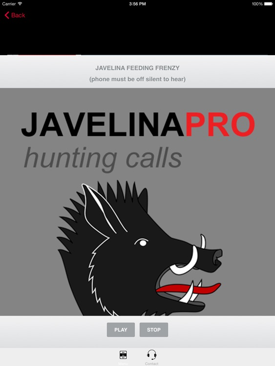 REAL Javelina Calls -- Javelina Sounds to use as Hunting Calls