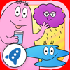 Barbapapa and the states of water