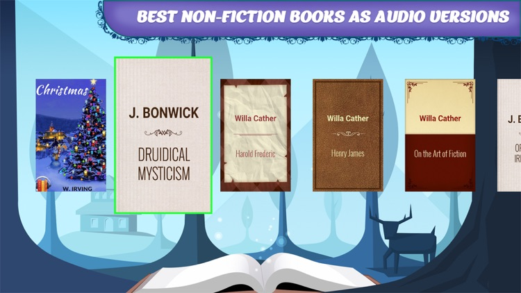 World Non-Fiction Books - Audiobooks Library