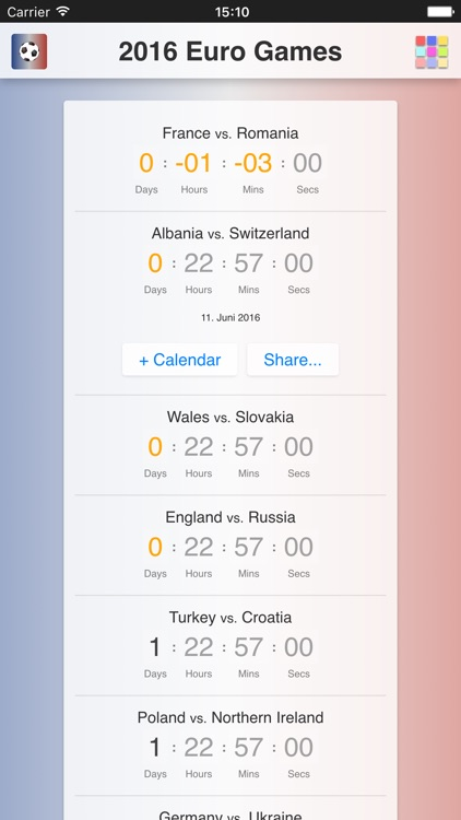 2016 Euro Games screenshot-1