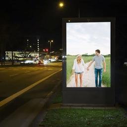 Billboard Photo Frame - Make Awesome Photo using beautiful Photo Frames