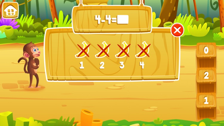 Math Jungle : Kindergarten Math screenshot-3