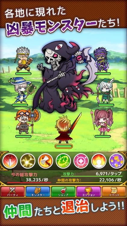 タップモンスター◆タップだけの簡単本格RPG/タプモン
