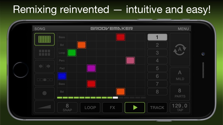 GrooveMaker 2 screenshot-0