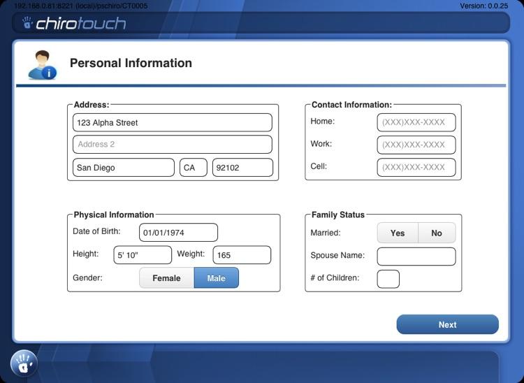 CT Intake Mobile 6.5 screenshot-3