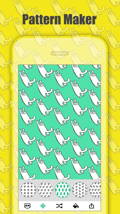 Pattern Maker Pro - Create Cute Background.s & Wallpaper.s
