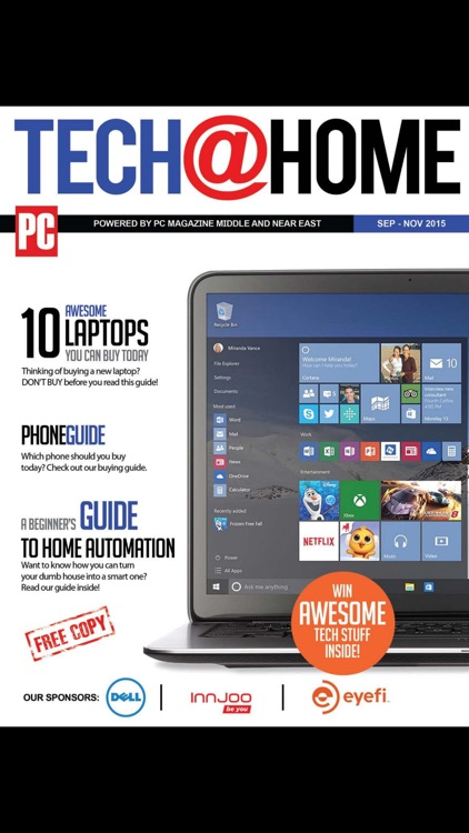 PC Magazine's Tech@Home