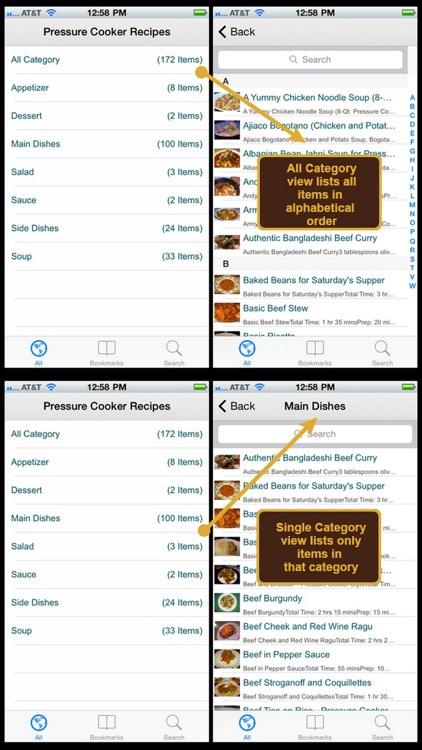200 Pressure Cooker Recipes screenshot-4