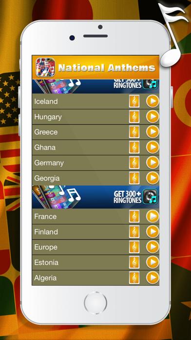 National Anthem s – Best Ringtone s and Sound s | App Price