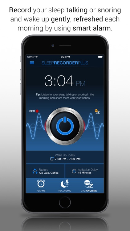 Sleep Recorder Plus Free