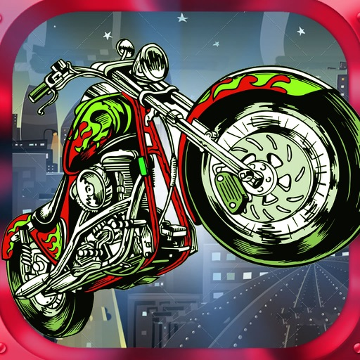 A Powerful Motorbike Lost City - Game Bike Extreme And Crazy