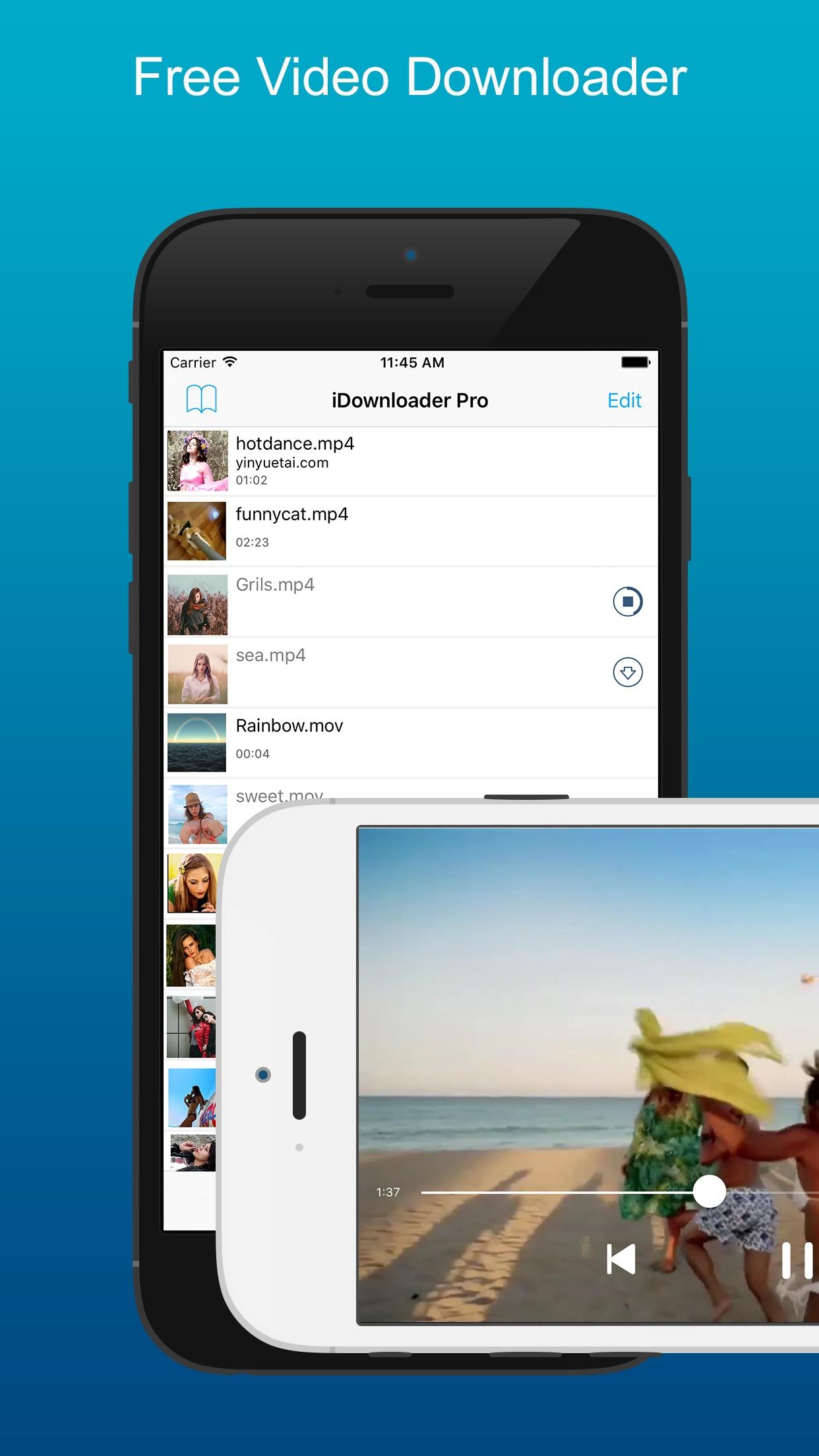 VidMate - Cloud Video Player & IDM Manager Screenshot