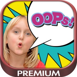 Meme sticker emoji photo editor -  turn your photos into comic Premium