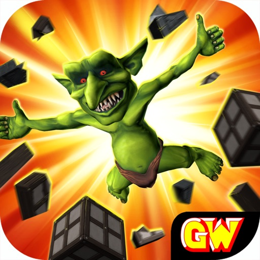 Ultimate Destruction Can Be Yours with Warhammer: Snotling Fling