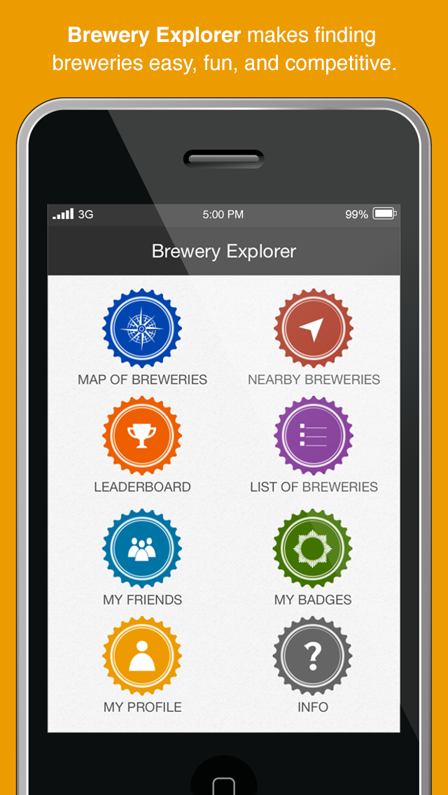 Brewery ExplorerScreenshot of 1