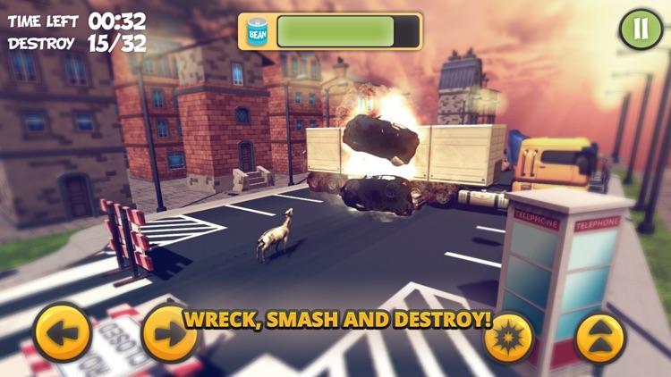 Goat Simulator 3D FREE: Frenzy - GoatZ Rampage!