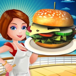 Dream Cooking Chef - Fast Food Restaurant Kitchen Story