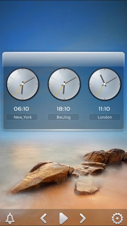 Desktop Weather Free screenshot-3