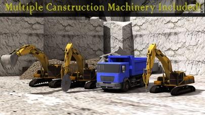 メガドリル山建設用クレーンオペレーターの3Dゲームのおすすめ画像4