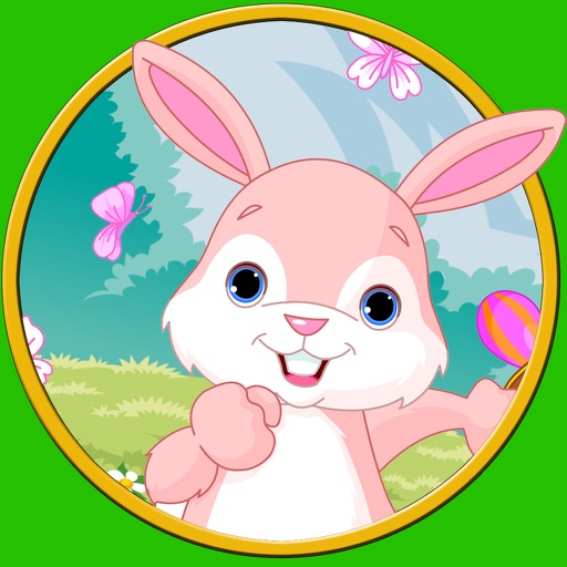 rabbits for good kids - free game