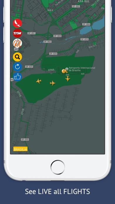 Screenshot of BR Tracker Free : Live Flight Tracking & Status2
