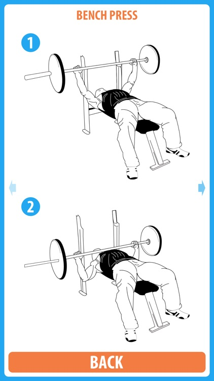 Beginner Weight Training Routine - Use this beginner weight training workout to gain muscle and gain strength screenshot-4