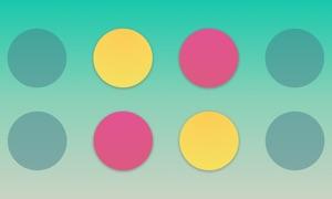 Polka Dot Four