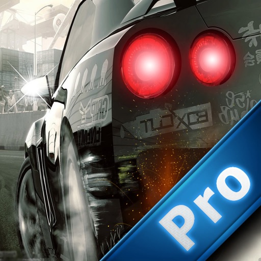Bad Guys Behind The Driving Pro - Amazing Car Race Game icon