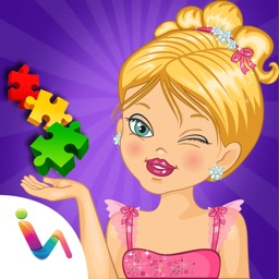 Princess Puzzle Games For Girls
