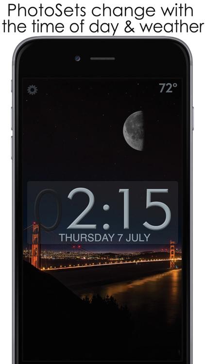 Beautiful Clock Radio for iPhone screenshot-4