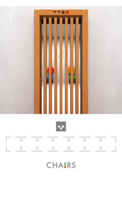 脱出ゲーム「椅子」紹介画像3