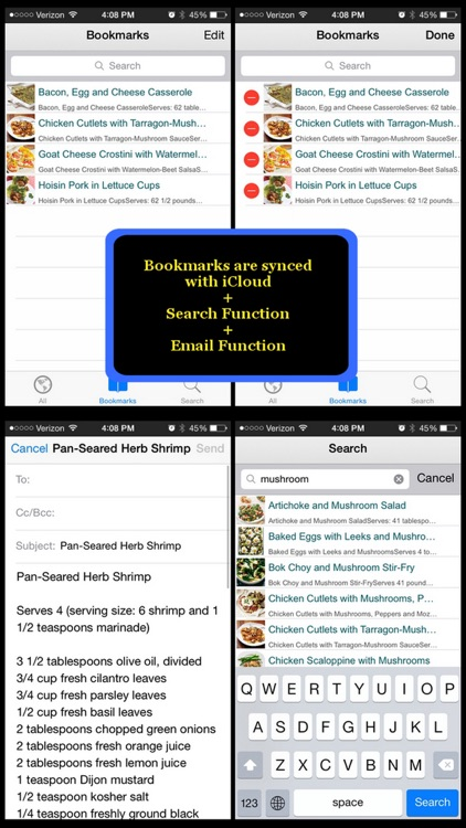 500 Low Carb Recipes screenshot-4
