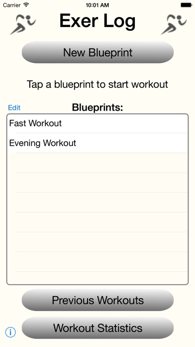 exerlog log your workouts app mobile apps