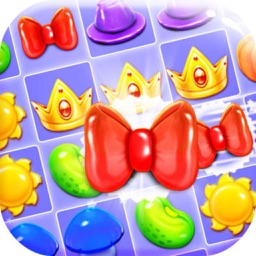 Yummy Sweets - 3 match puzzle splash game