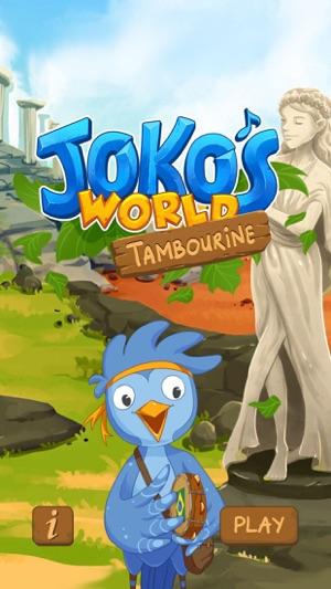 Tambourine ~ Joko's World Screenshot