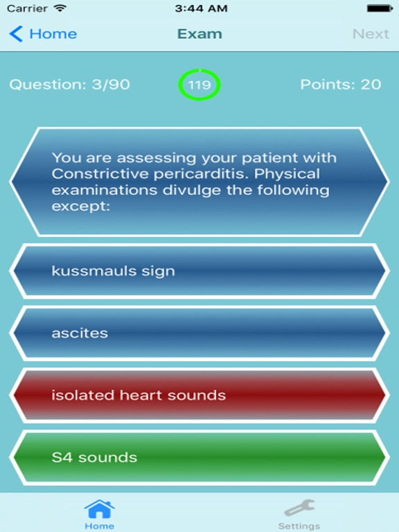 Family Practice 600 Questions Screenshots