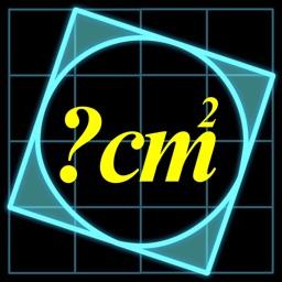 "Math quiz ""Areas?"" - Let's solve figures problems!"