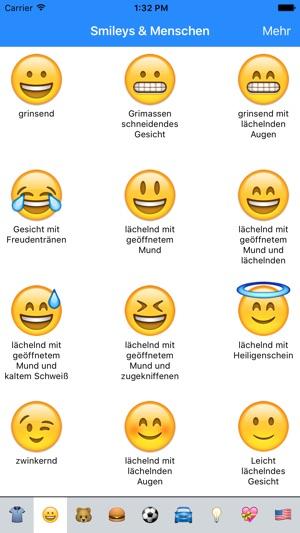 bedeutung von whatsapp smileys