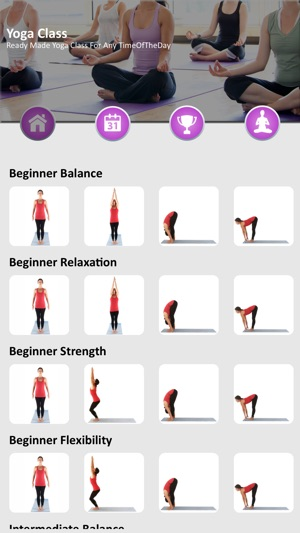 Yoga break workout routine for quick home fitness on the app store