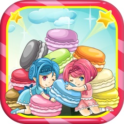 Sweet Macaron Cookies Maker – Free Crazy Chef Bakery Adventure Fun Cooking game