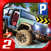 Offroad 4x4 Truck Trials Parking Simulator 2 a Real Stunt Car Driving Racing Sim