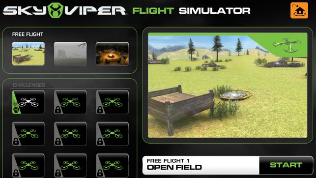 Sky Viper Flight Simulator on the App Store